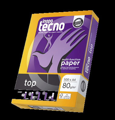 INAPA Tecno TOP, Hochleistungs-Officepapier