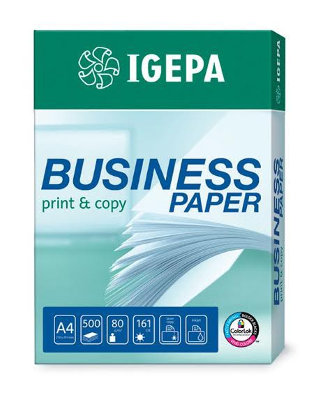 IGEPA Business A4, 80g DIN A 4-Copy