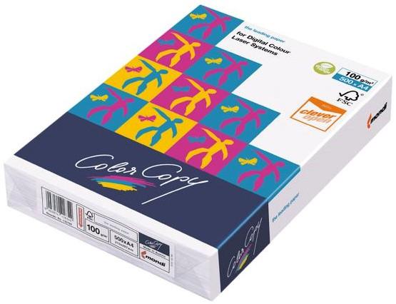 COLOR COPY Spezial Farblaserpapier Spezial 100g A4, 40 Kartons