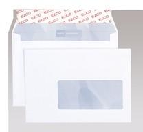 Briefumschlag mit Fenster, C 6, Haftklebung, 1000 Stck