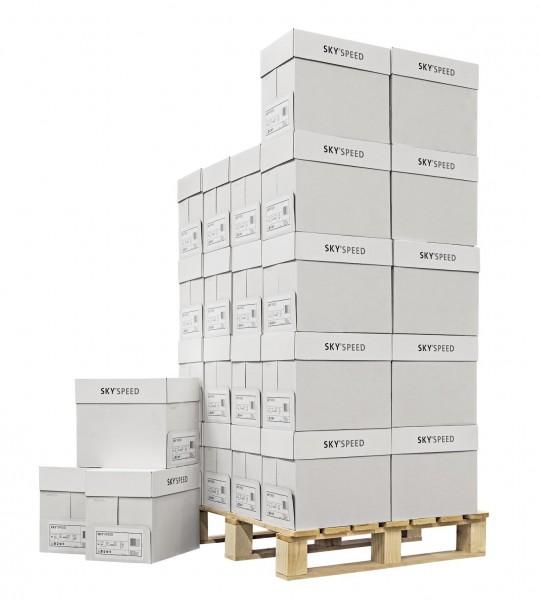 SKY Speed Standard Kopierpapier, 100.000 Blatt-Palette