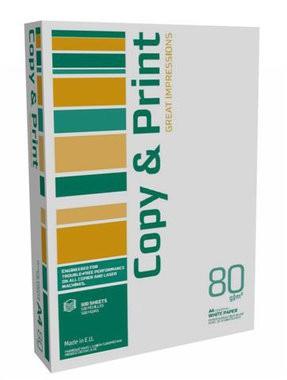 COPY & PRINT Premium, A3, 80g 50.000 Blatt-Copy-Copy