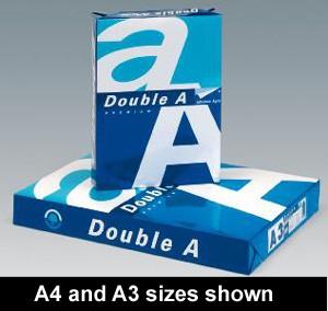 Double A Der Superstar in DIN A4, 100.000 Blatt