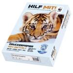 Hilf Mit! WWF Recycling 90° Weiße, A4, 80g 100.000 Blatt