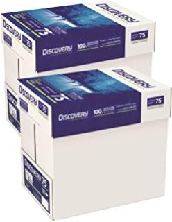 DISCOVERY Next Generation, A4, 75g 100.000 Blatt-Copy