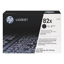 HP Toner C4182X 82X schwarz