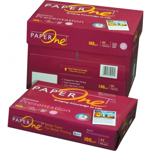 PAPERONE digital 1 A Farblaser 100g A 4, 100.000 Blatt-Pal. güns
