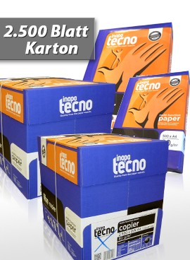 INAPA Tecno Copier Multifunktionspapier, A3, 50.000 Bl