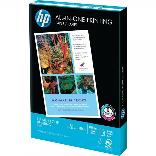 HP All in One Premium 120.000 Blatt-Palette