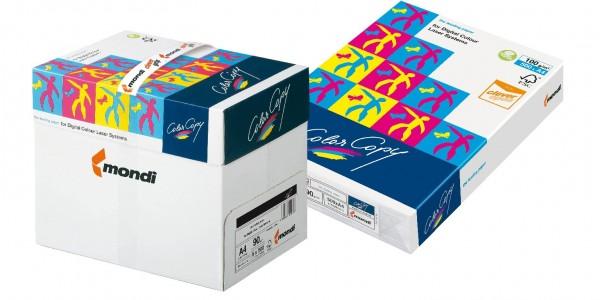 COLOR COPY Spezial Farblaserpapier Spezial 90g A4, 40 Kartons