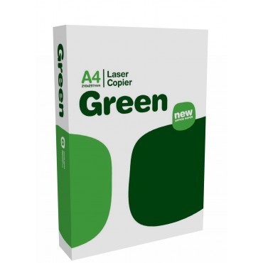 LASER GREEN -Copy, 25.000Blatt = 10 Karton
