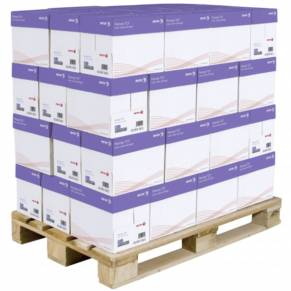 Xerox Premier ECF, PEFC, FSC - Nordic-Environment-Label - DIN A4