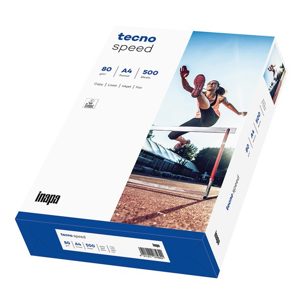 Tecno Speed Standard Kopierpapier, Markenware,