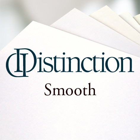 Distinction Smooth extremawhite, 100g , A4, 2000 Bl