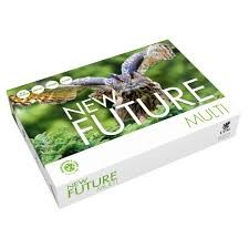 NEW FUTURE multi FSC zert. A3, 50.000 Blatt